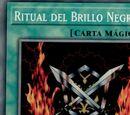 Carta mágica de ritual