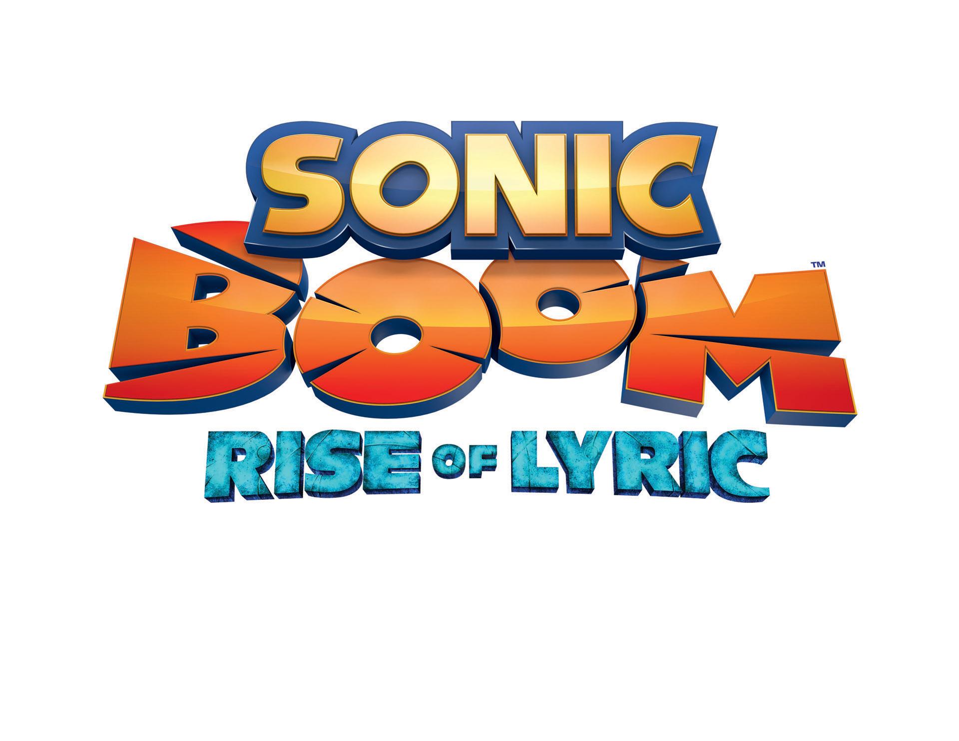 Sonic Boom: Rise of Lyric - Logopedia - Wikia