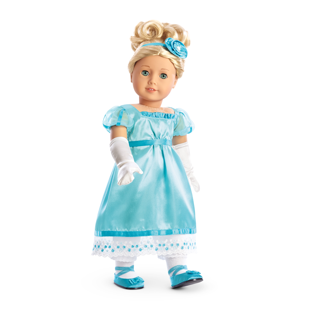 Caroline's Party Gown - American Girl Wiki