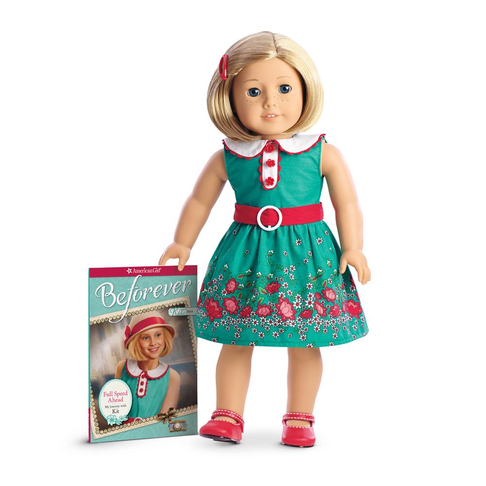 Kit Kittredge (doll) - American Girl Wiki  Kit Kittredge (...