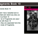 Fragments Book 10