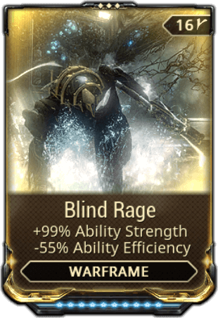 how to tell a mods rarity in warframe