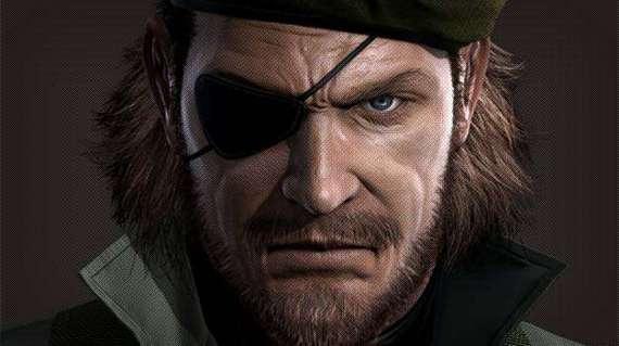 Las peticiones más absurdas de la encuesta de Smash Bros. Solid-snake-face