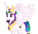 Princess Celestia (Reflections Saga)