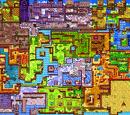 Lugares de The Legend of Zelda: Oracle of Seasons