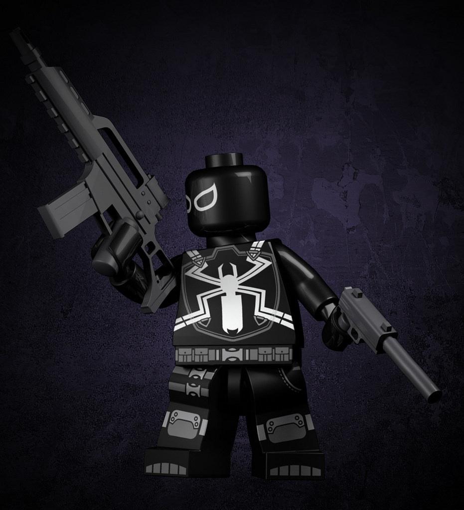 Image lego agent venom jpg marvel fanfiction wiki