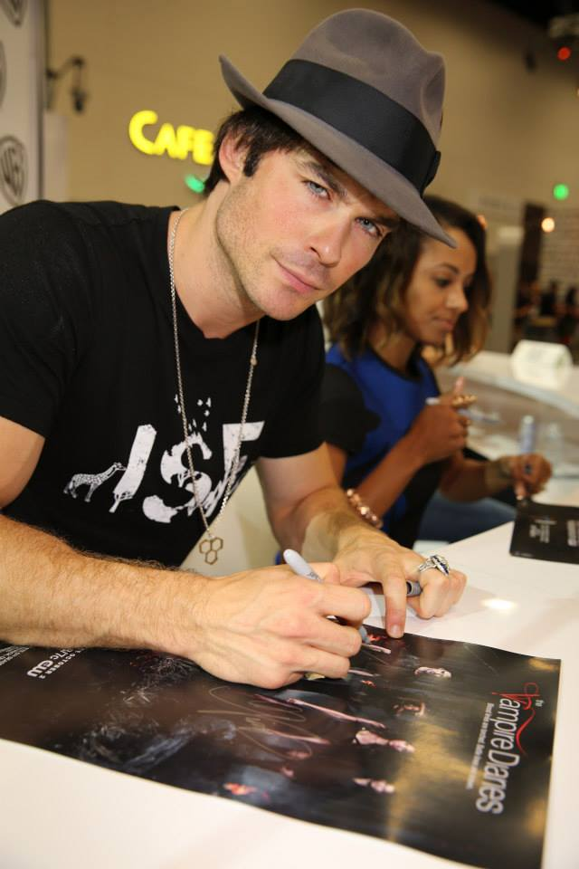 Ian Somerhalder - The Vampire Diaries Wiki