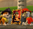Pups and the Pirate Treasure/Quotes