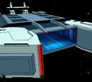 Aggregor's Ship