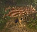 Barak niewolników w Puerto Sacarico
