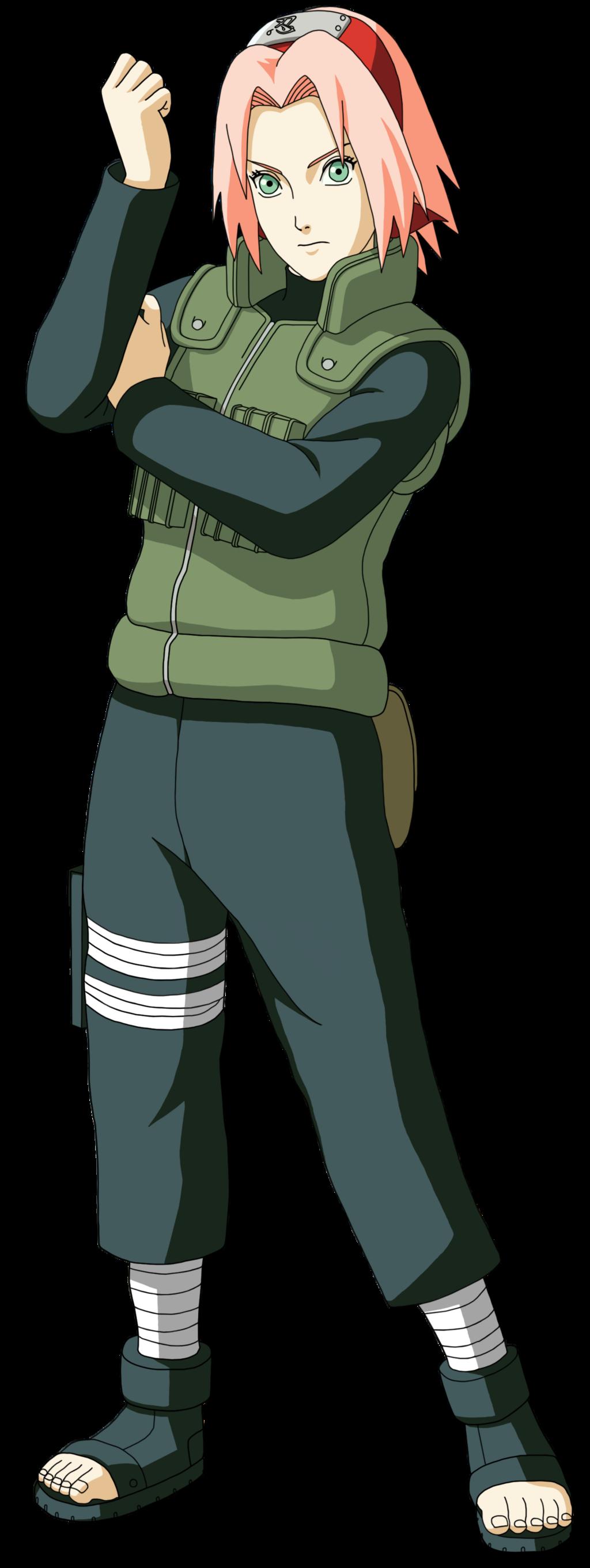 Sakura Haruno - Heroes Wiki