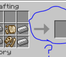Cant Craft!