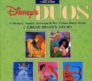 Disney Duos: Intermediate Level Piano Duets