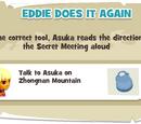 Eddie Does It Again