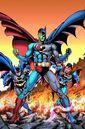 Batman Superman Vol 1 13 Textless Batman 75th Anniversary Variant.jpg