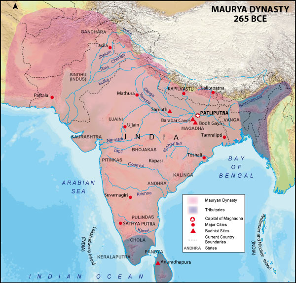 Maurya Empire