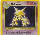 Alakazam (Base Set TCG)