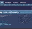 Bleubird/Wikiano em destaque: Garomus