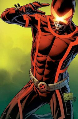 Marvel now cyclops