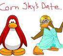 The Adventures of Corn Sky! episode: Corn Sky's Date!