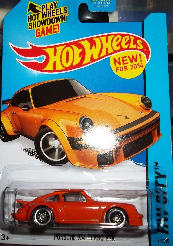 Porsche 934 Turbo Rsr Hot Wheels Wiki