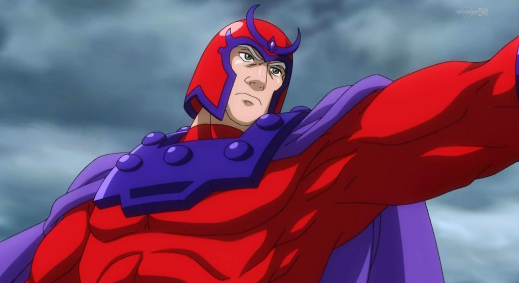 Magneto disneywiki