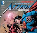 Action Comics: Bulletproof (Collected)