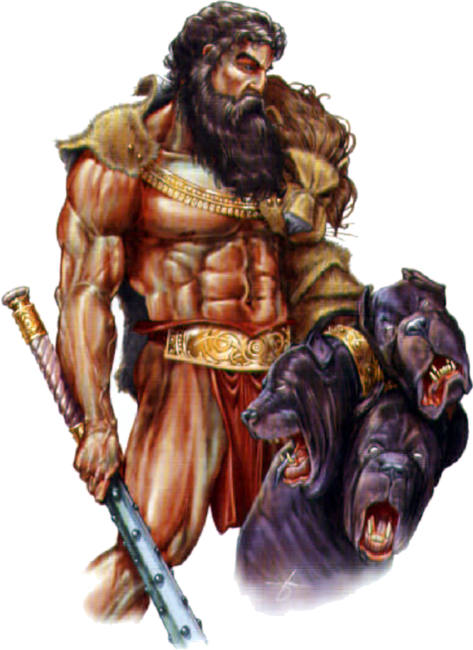 Heracles/Hercules (Myth) - VS Battles Wiki