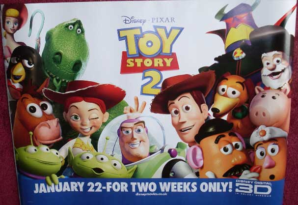 The story behind toy story 2000 v video