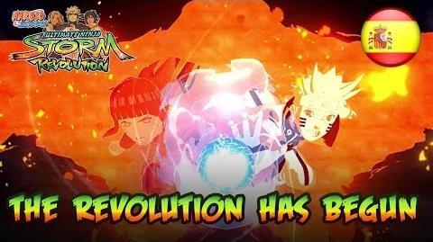 CuBaN VeRcEttI/Naruto Shippūden: Ultimate Ninja Storm Revolution ya a la venta y primeros detalles