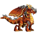 Dragón Explosivo