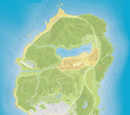 Locations in GTA V