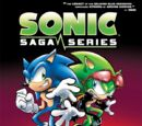 Sonic Saga Series Volume 7: The Dark Mirror