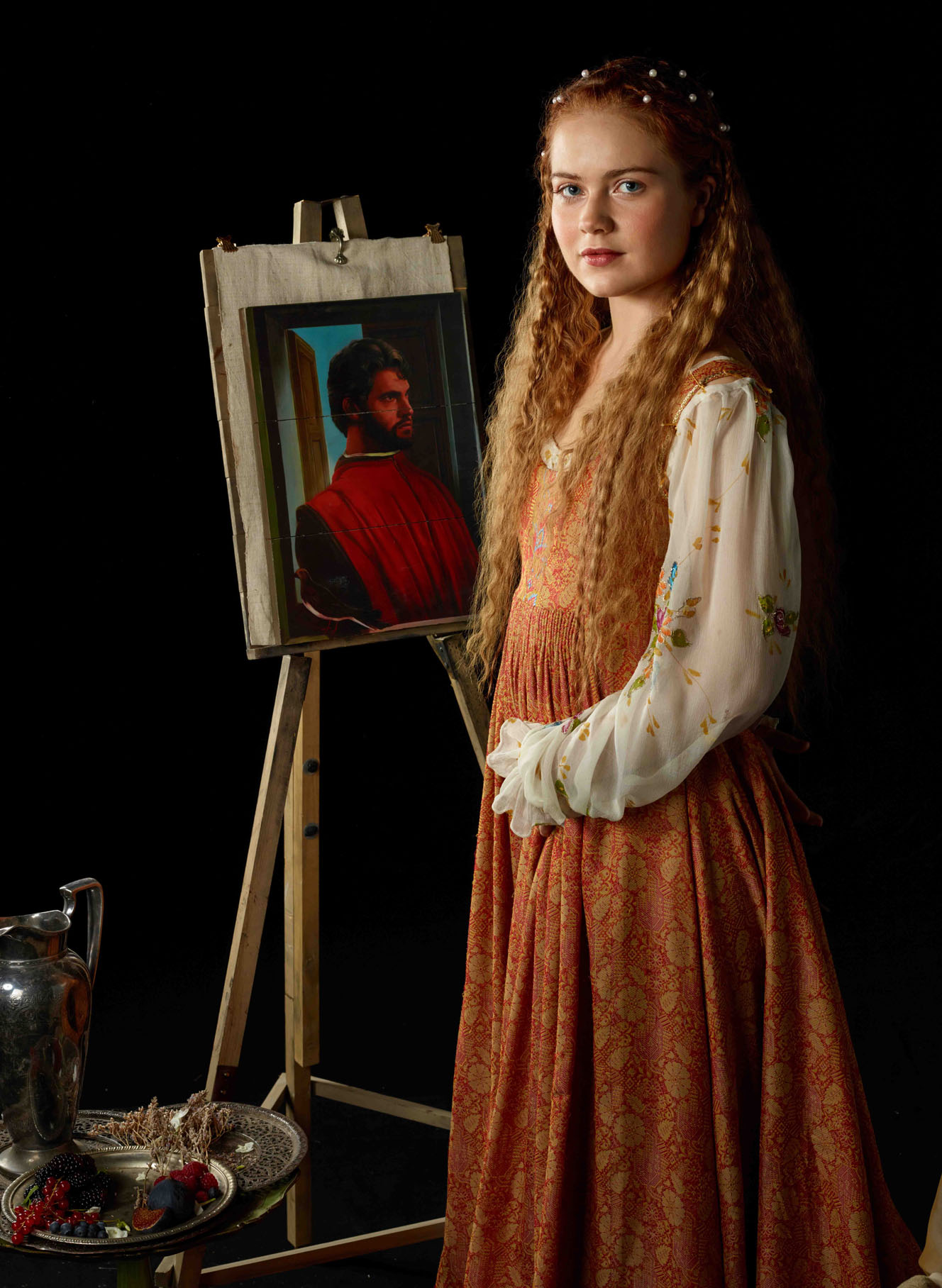 Vanessa Moschella - Da Vinci's Demons Wiki