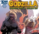 Godzilla: Gangsters and Goliaths Issue 2