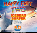 Happy Feet Two: Iceberg Surfer
