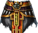 Black Monkey Warrior's Loincloth
