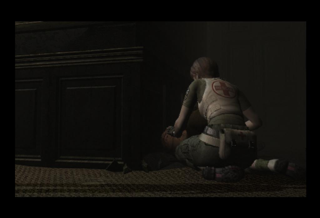 Pillar Corridor Resident Evil Wiki The Resident Evil