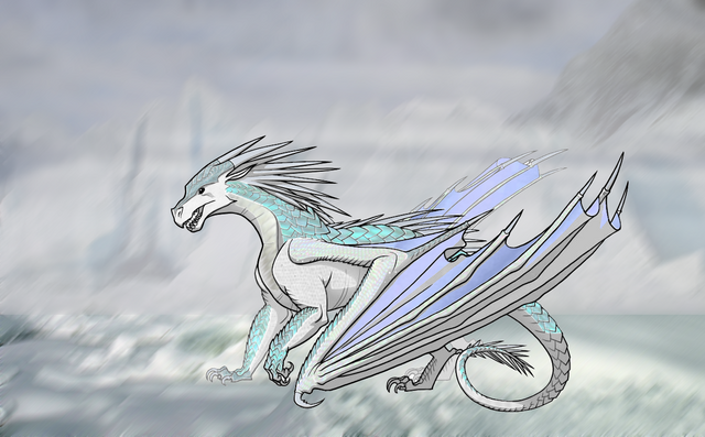 images colored icewing - photo #2