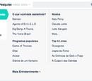 Bleubird/Apresentando a nova barra de navegação global