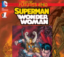 Superman/Wonder Woman: Futures End Vol 1 1