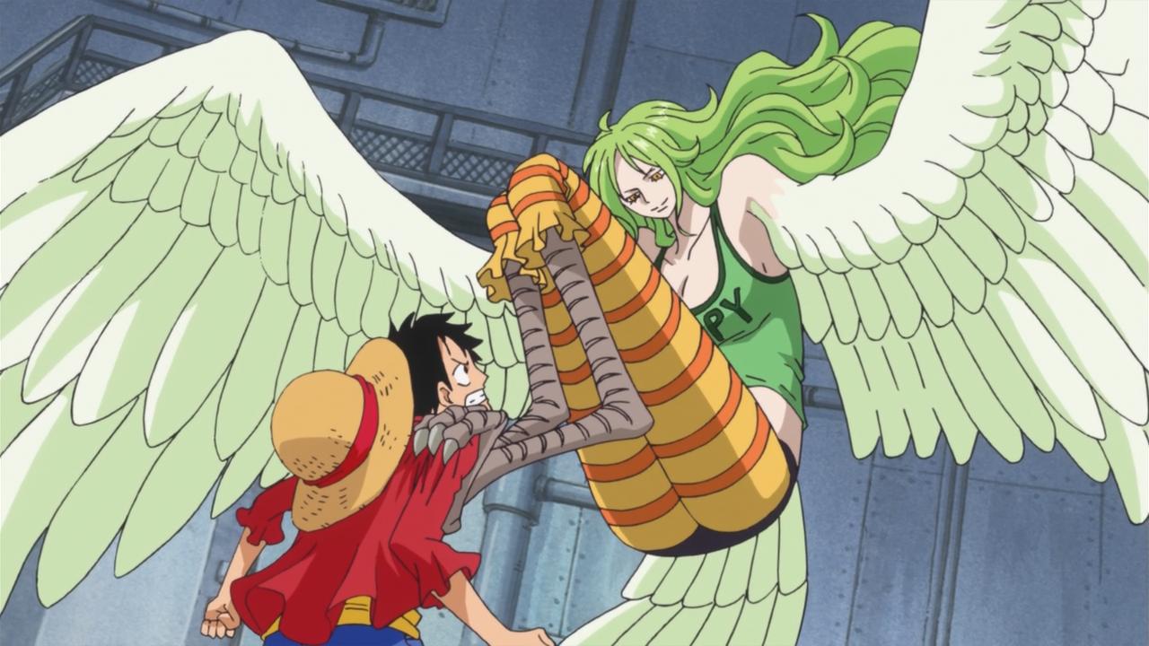 Monet The One Piece Wiki Manga Anime Pirates
