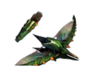 Wing Bow Mayfly (MH4)
