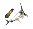 Ample Bowfish (MH4)