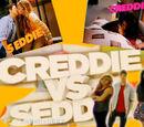 ICarly:Seddie vs Creddie