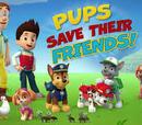 Pups Save Their Friends!