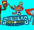 Skylanders: Triple Fighters