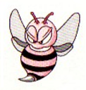Artwork de Abeja Ocupada en Kid Icarus Of Myths and Monsters.png