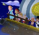 Never Land Ahoy