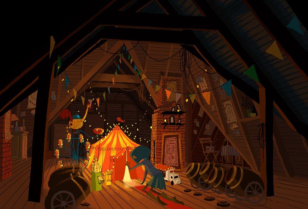 Mr Bobinsky S Circus Room Polycount